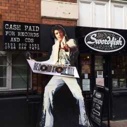 Elvis is getting excited for RSD